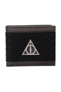 Harry Potter - monedero Deathly Hallows