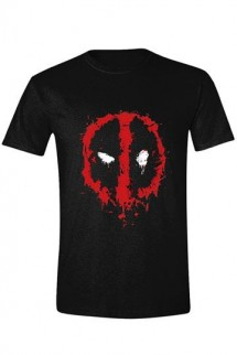 Deadpool - T-Shirt Splatter