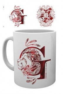 Harry Potter - Taza Gryffindor Monogram