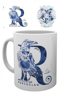 Harry Potter - Taza Ravenclaw Monogram