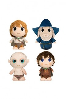 Supercute Plushies: LOTR/Hobbit
