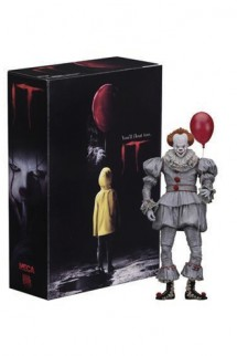 Stephen King's It 2017 Figura Ultimate Pennywise