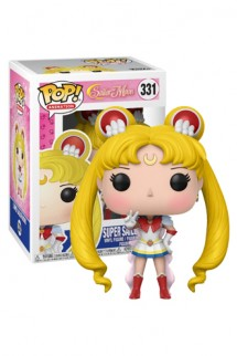 Pop! Anime: Sailor Moon - Crisis Outfit Exclusive
