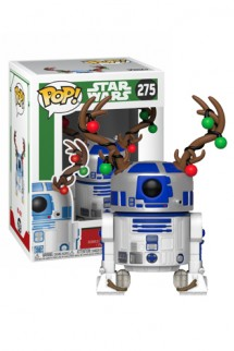 Pop! Star Wars: Holiday - R2-D2 w/Antlers