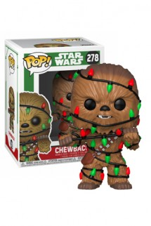 Pop! Star Wars: Holiday - Chewie w/Lights
