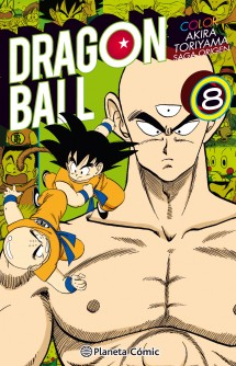 Dragon Ball Color Origen y Red Ribbon nº 08/08