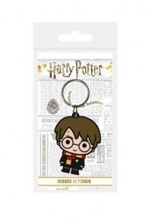 Harry Potter - Llavero caucho Chibi Harry
