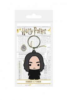 Harry Potter - Rubber Keychain Chibi Snape