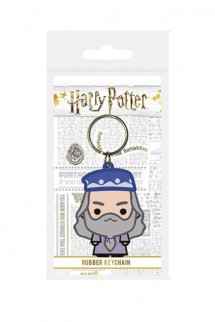 Harry Potter - Rubber Keychain Chibi Dumbledore
