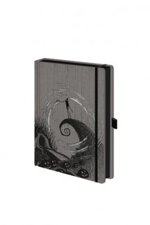 Nightmare before Christmas - Premium Notebook A5 Moonlight Madness