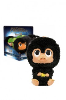 Super Cute Plushies: Animales Fantásticos 2 - Baby Niffler (Negro)