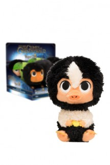 Super Cute Plushies: Animales Fantásticos 2 - Baby Niffler (BL/WH)