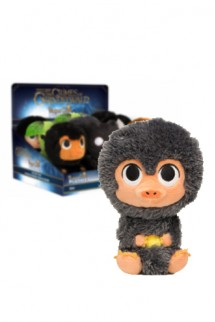 Super Cute Plushies: Animales Fantásticos 2 - Baby Niffler (Grey)