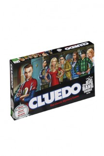 Cluedo The Big Bang Theory