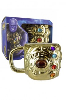 Marvel - Infinity Gauntlet Shaped Mug