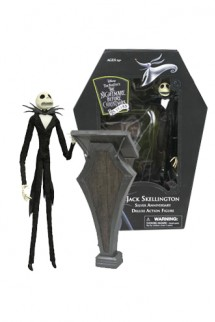 Nightmare before Christmas - Silver Anniversary Action Figure Jack
