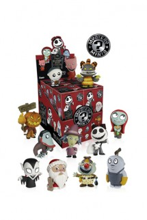 Mystery Minis Blind Box: The Nightmare Before Christmas Series 2