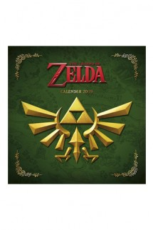 The Legend of Zelda - Calendario 2019