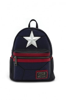 Marvel - Mini mochila Capitan America