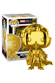 Pop! Marvel: Marvel Studios 10 - Doctor Strange Exclusivo