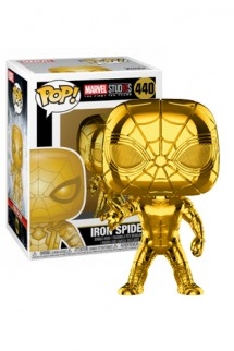 Pop! Marvel: Marvel Studios 10 - Iron Spider Exclusivo