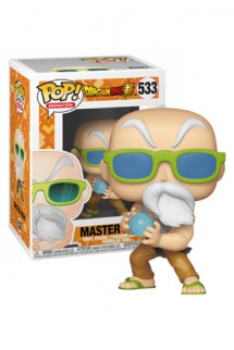 Pop! Animation: Dragon Ball Super - Master Roshi [Max Power]