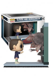 Movie Moments: Stranger Things - Eleven & Demogorgon