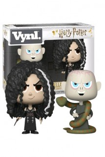 VYNL: Harry Potter - Bellatrix & Voldemort