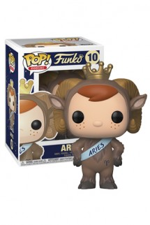 Pop! Zodiac - Aries Freddy Funko