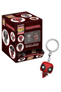 Pop! Mystery Keychain Marvel: Deadpool