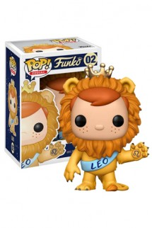 Pop! Zodiac - Leo Freddy Funko