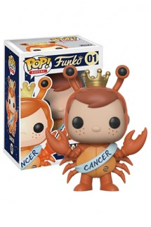 Pop! Zodiac - Cancer Freddy Funko
