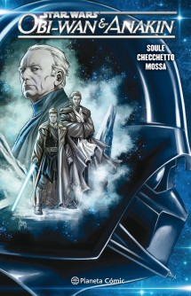 Star Wars Obi-Wan and Anakin (tomo recopilatorio)