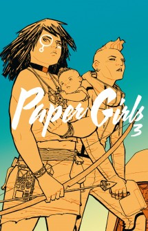 Paper Girls (Tomo) nº 03