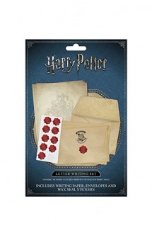 Harry Potter - Set de cartas para Hogwarts