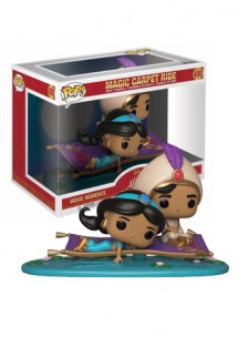Movie Moment: Aladdin - Alfombra mágica voladora