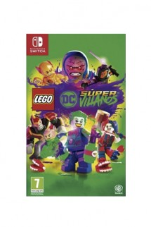 LEGO DC Super-Villanos Switch