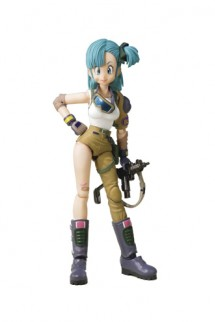 Dragon Ball - Bulma SH Figuarts Figure
