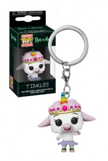 Pop! Keychain: Rick & Morty - Tinkles