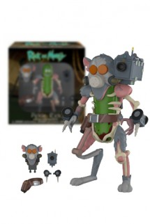 Action Figure: Rick & Morty - Rickinillo