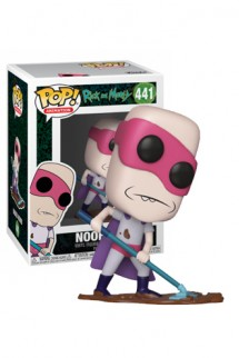 Pop! Animation: Rick & Morty - Noob Noob