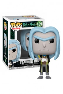 Pop! Animation: Rick & Morty - Teacher Rick
