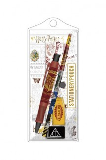 Harry Potter - 5-Piece Stationery Set Case