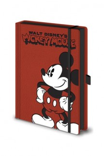 Mickey Mouse - Premium Notebook Pose