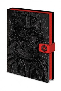Star Wars - Premium Notebook A5 Vader Art