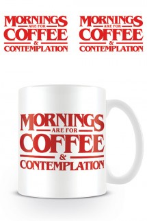 Stranger Things - Mug Coffee and Contemplation