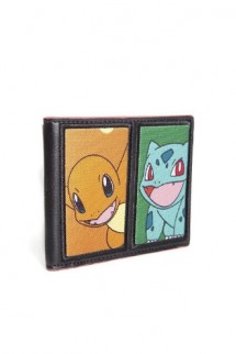 Pokemon - Starting Characters BiFold Wallet