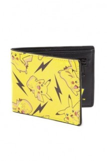 Pokemon - Wallet Pikachu All