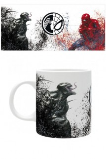 Marvel - Taza Venom vs Spiderman