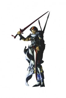 Final Fantasy - Figura Firion Trading Arts